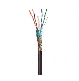 کابل شبکه رپیتون – Cat6 SF/UTP Outdoor -305m